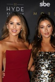 Arianny Celeste and Brittney Palmer Host a Fight Week Party in Las Vegas 2018/06/07 17