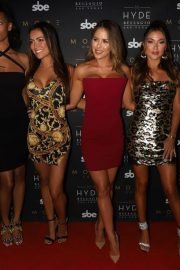 Arianny Celeste and Brittney Palmer Host a Fight Week Party in Las Vegas 2018/06/07 19