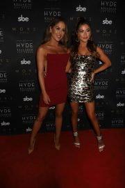 Arianny Celeste and Brittney Palmer Host a Fight Week Party in Las Vegas 2018/06/07 20