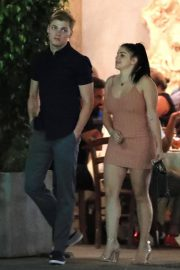 Ariel Winter and Levi Meaden Out for Dinner in Beverly Hills 2018/07/23 1