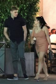 Ariel Winter and Levi Meaden Out for Dinner in Beverly Hills 2018/07/23 3