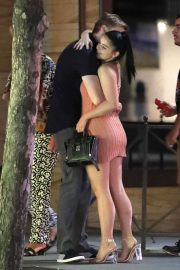 Ariel Winter and Levi Meaden Out for Dinner in Beverly Hills 2018/07/23 4