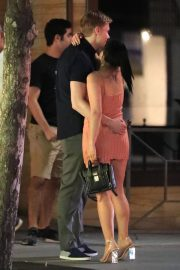Ariel Winter and Levi Meaden Out for Dinner in Beverly Hills 2018/07/23 9