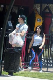 Ariel Winter at Grocery Shopping in Studio City 2018/07/07 2