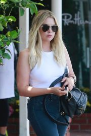 Ashley Benson at Fred Segal in Hollywood 2018/07/21 8
