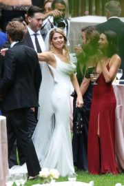 Ashley Greene and Paul Khoury at Their Wedding Reception in San Jose 2018/07/07 6