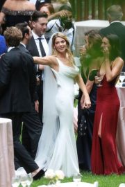 Ashley Greene and Paul Khoury at Their Wedding Reception in San Jose 2018/07/07 7