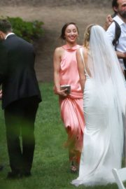 Ashley Greene and Paul Khoury at Their Wedding Reception in San Jose 2018/07/07 9