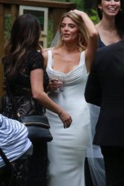 Ashley Greene and Paul Khoury at Their Wedding Reception in San Jose 2018/07/07 12