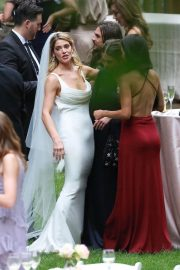 Ashley Greene and Paul Khoury at Their Wedding Reception in San Jose 2018/07/07 16