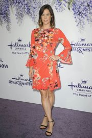 Ashley Williams at Hallmark Channel Summer TCA Party in Beverly Hills 2018/07/27 1