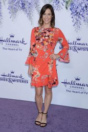 Ashley Williams at Hallmark Channel Summer TCA Party in Beverly Hills 2018/07/27 7
