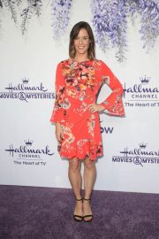 Ashley Williams at Hallmark Channel Summer TCA Party in Beverly Hills 2018/07/27 9