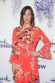 Ashley Williams at Hallmark Channel Summer TCA Party in Beverly Hills 2018/07/27 10