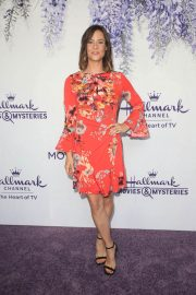 Ashley Williams at Hallmark Channel Summer TCA Party in Beverly Hills 2018/07/27 11