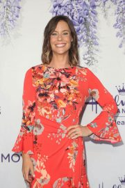Ashley Williams at Hallmark Channel Summer TCA Party in Beverly Hills 2018/07/27 12