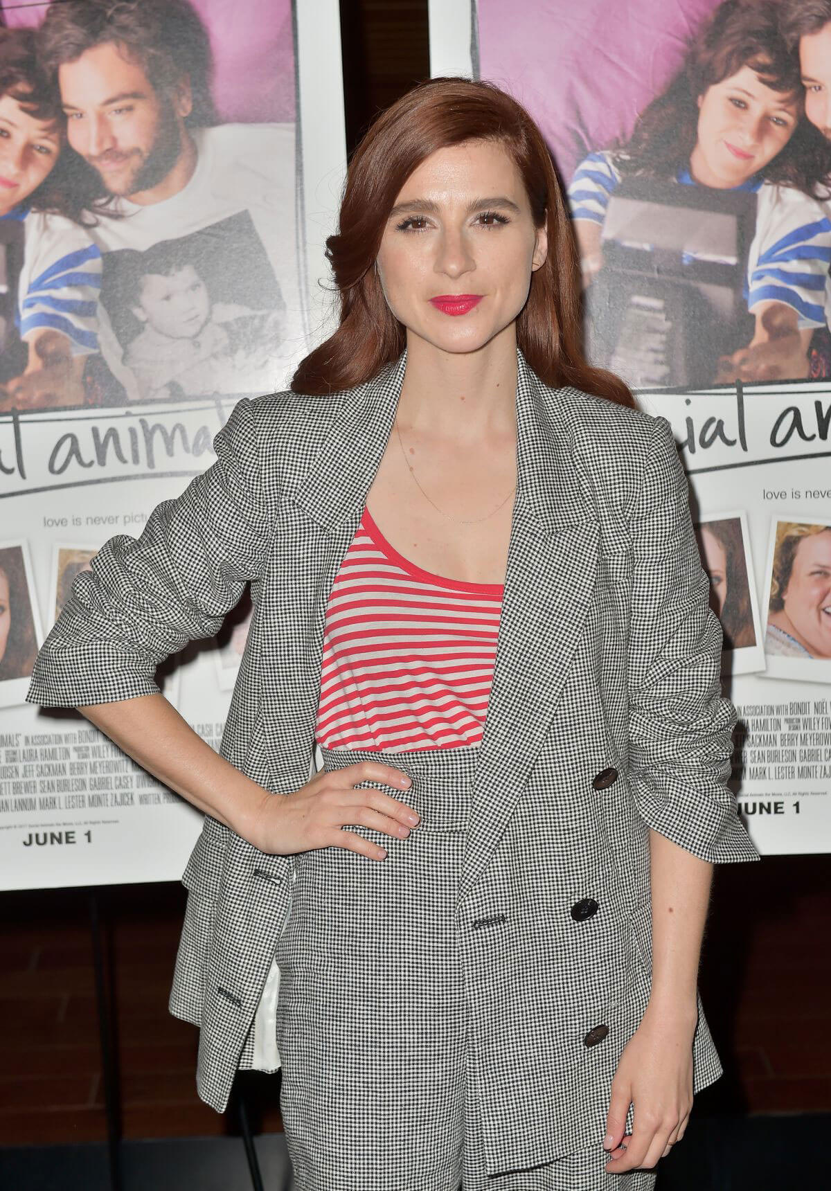 Aya Cash at Social Animals Premiere in Los Angeles 2018/05/30 1