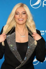 Bebe Rexha Announce a Partnership Between Madison Square Garden and Pepsico in New York 2018/07/24 2