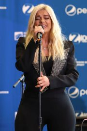 Bebe Rexha Announce a Partnership Between Madison Square Garden and Pepsico in New York 2018/07/24 3