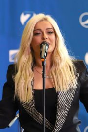 Bebe Rexha Announce a Partnership Between Madison Square Garden and Pepsico in New York 2018/07/24 4