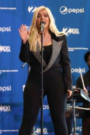 Bebe Rexha Announce a Partnership Between Madison Square Garden and Pepsico in New York 2018/07/24 6
