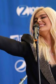 Bebe Rexha Announce a Partnership Between Madison Square Garden and Pepsico in New York 2018/07/24 7