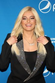Bebe Rexha Announce a Partnership Between Madison Square Garden and Pepsico in New York 2018/07/24 10