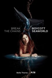 Bella Thorne for Peta Campaign Against SeaWorld, July 2018 Issue 1