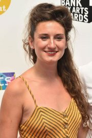 Bessie Carter at South Bank Sky Arts Awards in London 2018/07/01 2