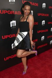 Betty Gabriel at Upgrade Premiere in Los Angeles 2018/05/30 3