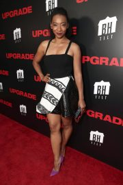 Betty Gabriel at Upgrade Premiere in Los Angeles 2018/05/30 4