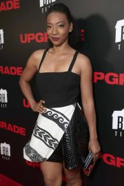 Betty Gabriel at Upgrade Premiere in Los Angeles 2018/05/30 5