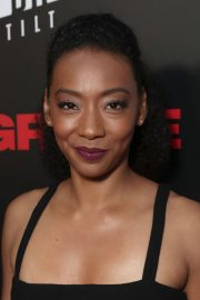 Betty Gabriel at Upgrade Premiere in Los Angeles 2018/05/30 6