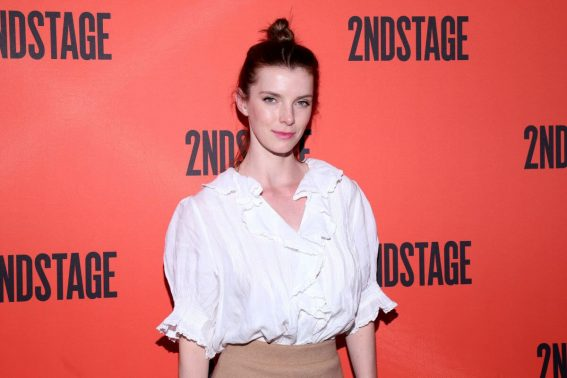 Betty Gilpin at Mary Page Marlowe Off-Broadway Opening Night in New York 2018/07/12 1