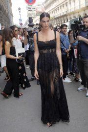 Bianca Brandolini at Elie Saab Show at Paris Fashion Week 2018/03/03 1