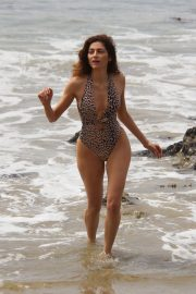 Blanca Blanco in Swimsuit at El Matador State Beach in Malibu 2018/07/25 6