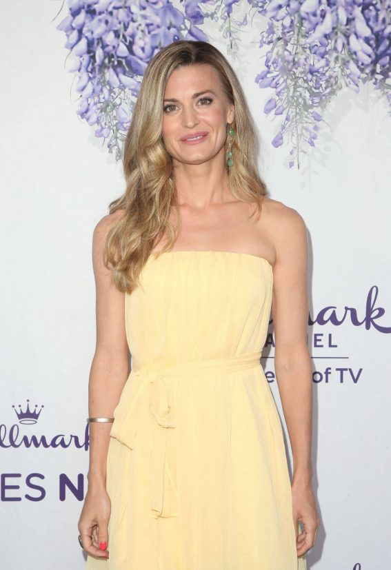 Brooke D'Orsay at Hallmark Channel Summer TCA Party in Beverly Hills 2018/07/27 1