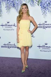 Brooke D'Orsay at Hallmark Channel Summer TCA Party in Beverly Hills 2018/07/27 9