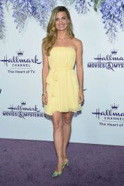 Brooke D'Orsay at Hallmark Channel Summer TCA Party in Beverly Hills 2018/07/27 10