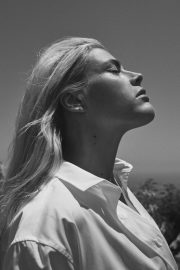 Busy Philipps Poses for The Edit by net-a-porter website, July 2018 Issue 2