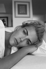 Busy Philipps Poses for The Edit by net-a-porter website, July 2018 Issue 11