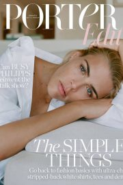 Busy Philipps Poses for The Edit by net-a-porter website, July 2018 Issue 13