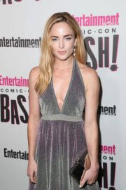 Caity Lotz at Entertainment Weekly Party at Comic-con in San Diego 2018/07/21 2