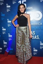 Camila Selser at HBO Latin America 15th Anniversary in Mexico City 2018/07/18 2