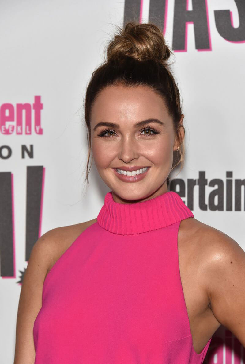 Camilla Luddington at Entertainment Weekly Party at Comic-con in San Diego 2018/07/21 1