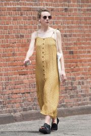 Carey Mulligan Out in New York 2018/07/17 5
