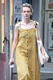 Carey Mulligan Out in New York 2018/07/17 7