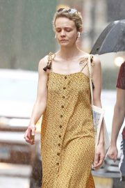 Carey Mulligan Out in New York 2018/07/17 9