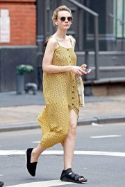 Carey Mulligan Out in New York 2018/07/17 11
