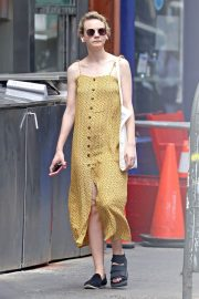 Carey Mulligan Out in New York 2018/07/17 12